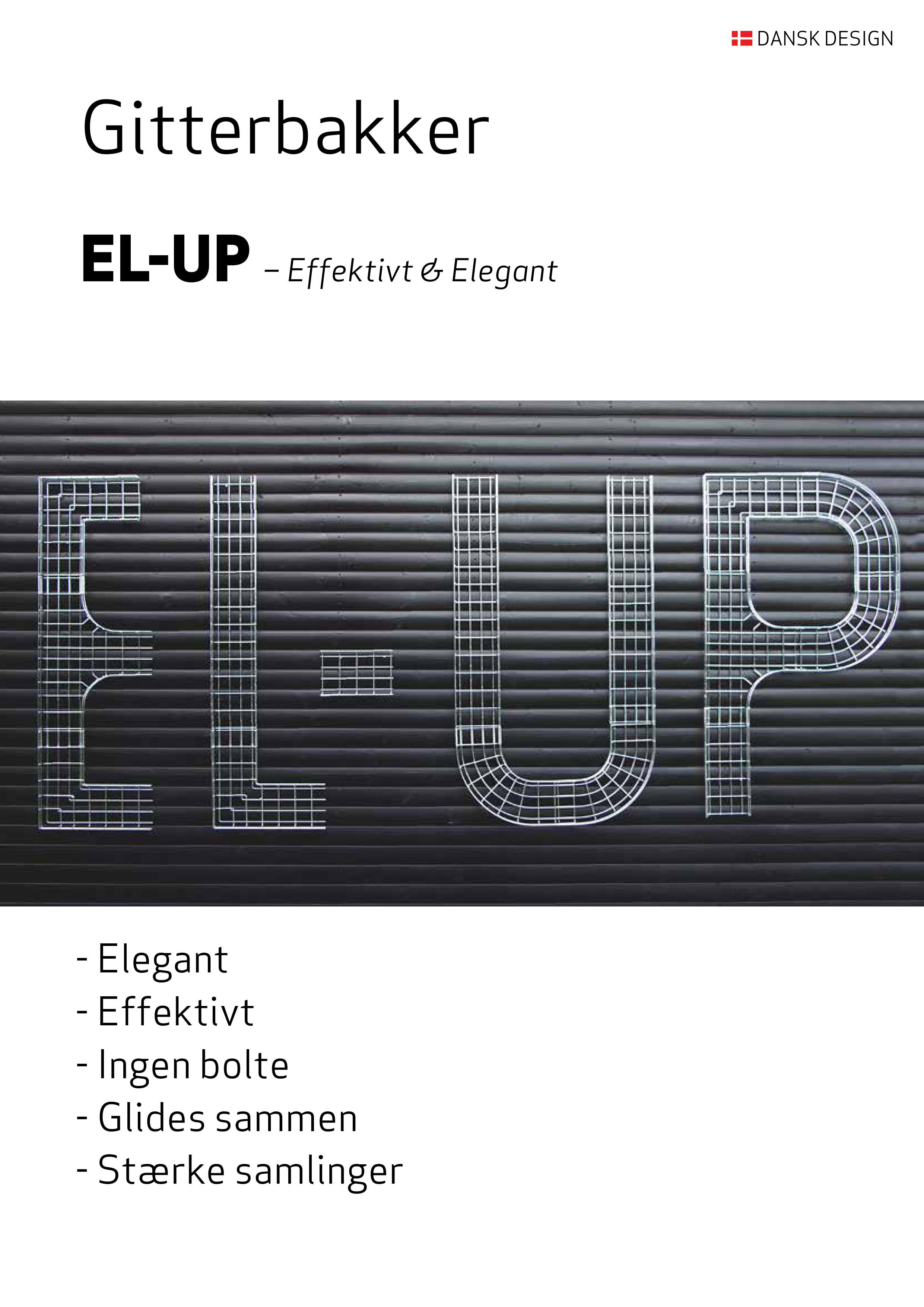EL-Up Brochure